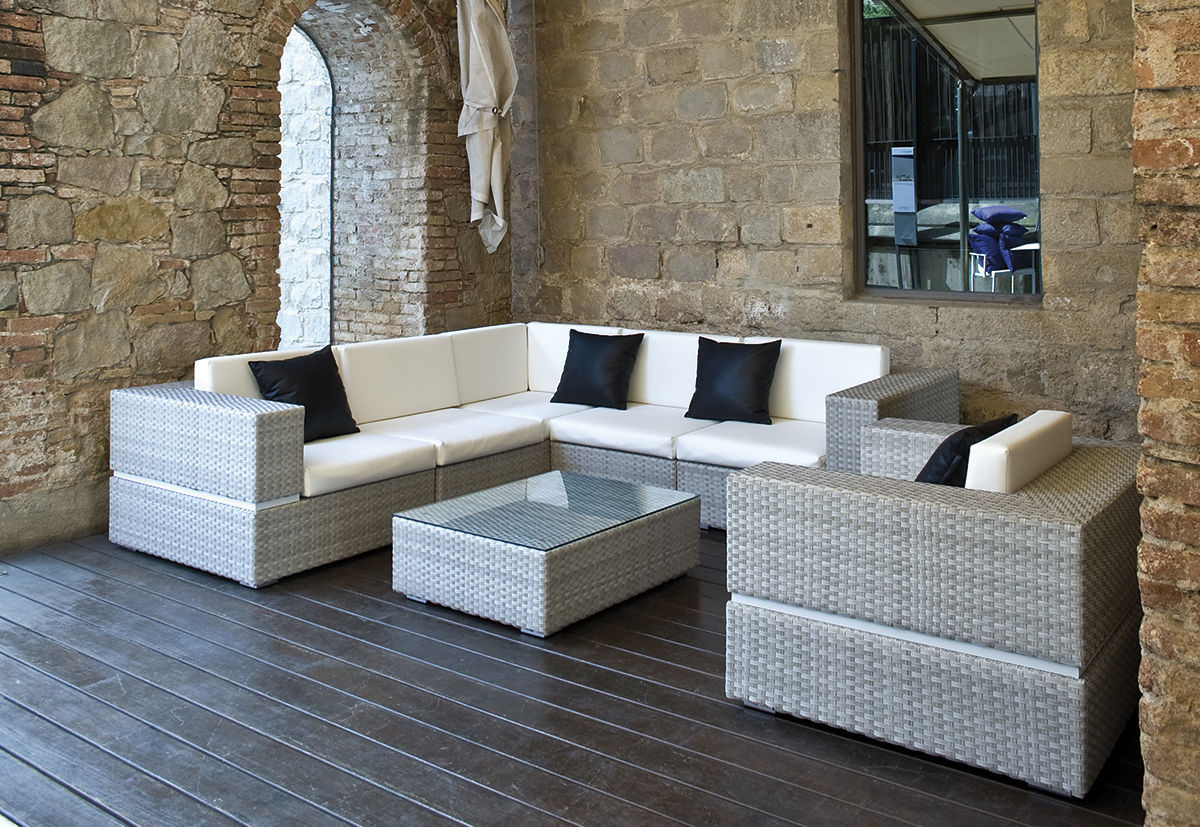 Mobili da giardino como tagoo giardino e casa for Arredamento da esterno design
